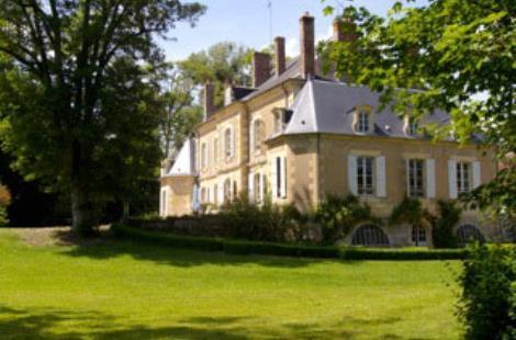 Chambres d'Hôtes - Le Manoir de Curty