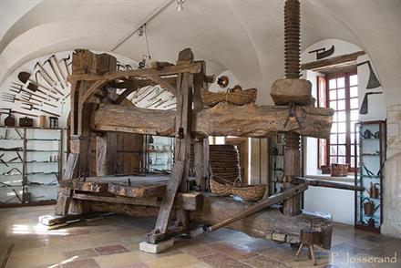 Le Musée de la Vigne