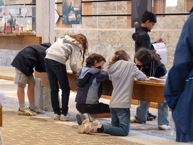 Visite scolaire - ATRIA©ATRIA
