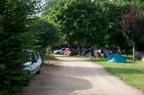 Camping le Serein