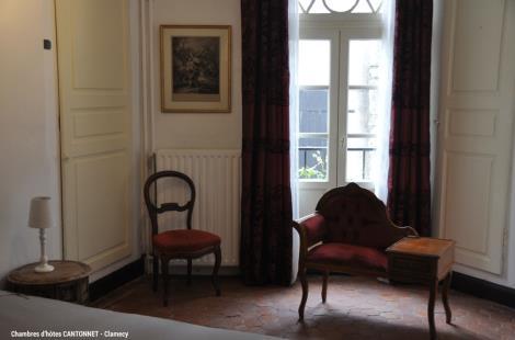 Chambres d'hôtes Clévacances Le bief de Clamecy