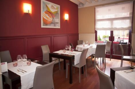 Restaurant contemporain