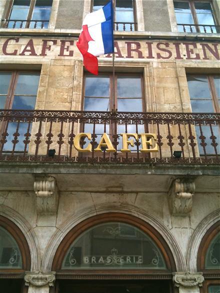 Café Parisien Saulieu
