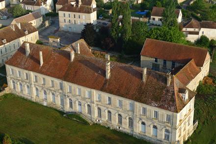 Palais Abbatial de Moutiers