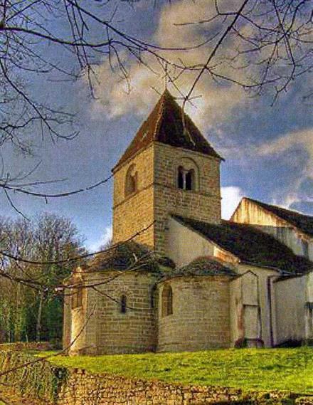 Eglise paroissiale de Saint-Saturnin (XI-XIIIe s.)