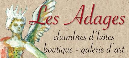 Les Adages, rue de l'Abbaye