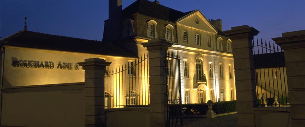 Le Parcours des 5 Sens - © BOUCHARD AINÉ  & FILS