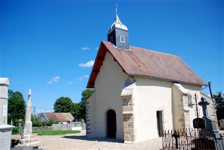 chapelle de Veilly