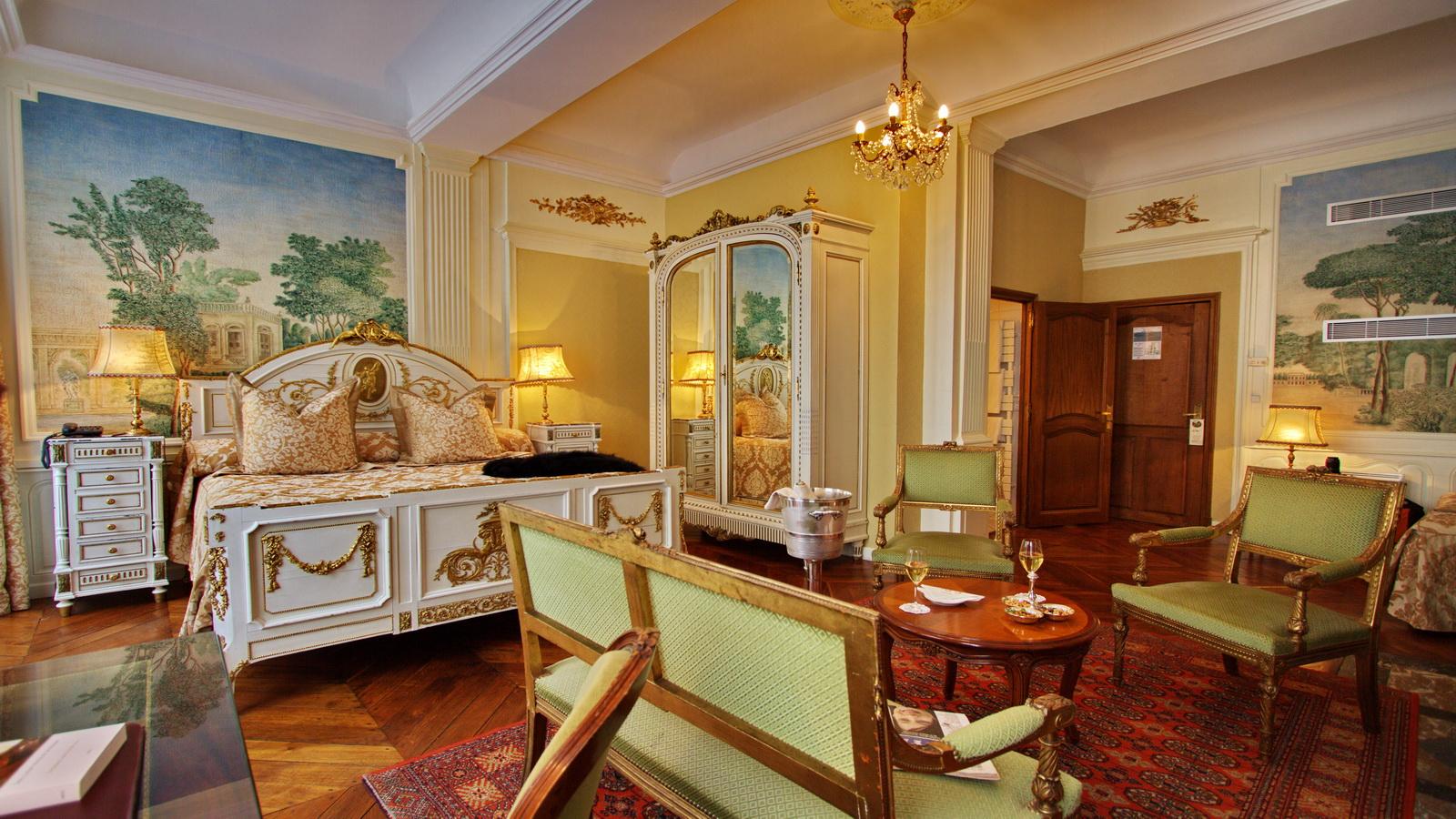 Suite Grand Cru - Hôtel Le Cep © Hôtel Le Cep © HÔTEL LE CEP©JC BERNARD