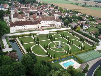 Château de Gilly - Crédit : F.CARAMELLE