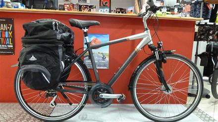 Cyclable Trekking Bike