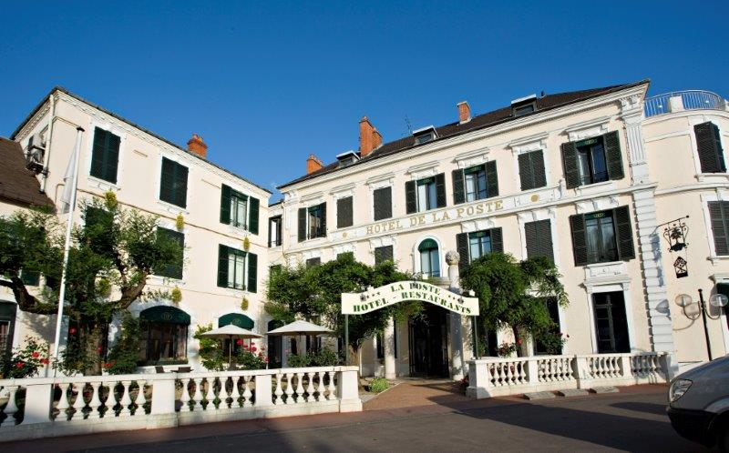 Hotel A Nuit St Georges