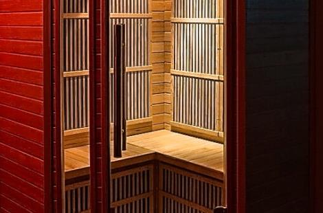 Sauna Infra-rouge Appartement Spa Privatif Dijon Appartspa21