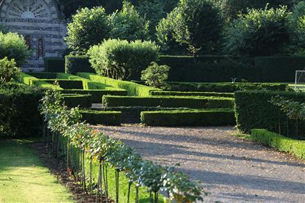 Jardin du Domaine Chandon de Briailles