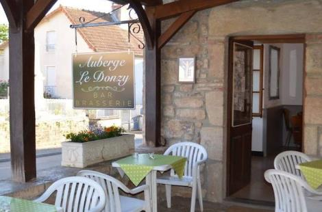 Auberge le Donzy