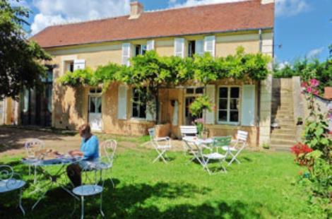 La Maison d'hôtes du Bec d'Allier