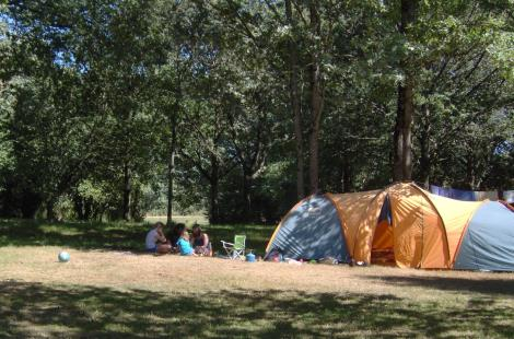 Camping Municipal de la Courtillerie - Saints en Puisaye (5)