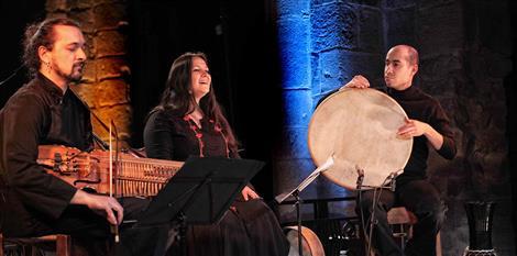 Canticum Novum concert Ya-Leyli du 12 août à Salmaise
