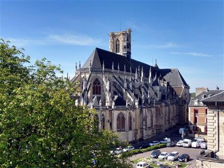 Cathédrale St Cyr Sainte Julitte Nevers