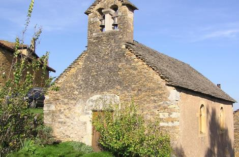 Chapelle Lournand