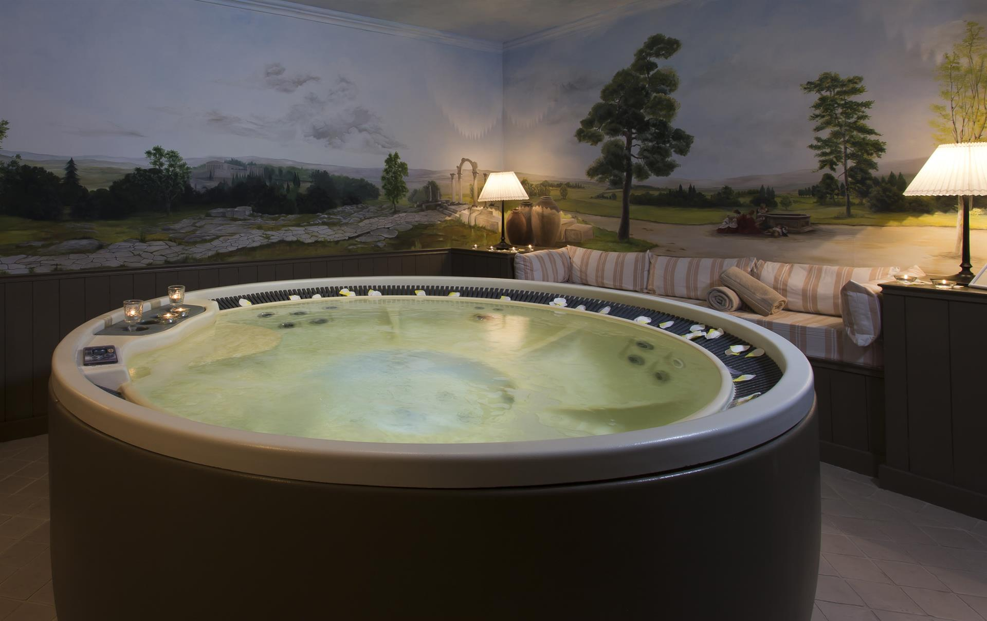 Chateau de Courban & SPA Jacuzzi - CDC