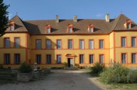 Château de Ste Colombe en Auxois Sept2016 ©ARCADE
