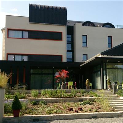 Hôtel du Morvan — ADT 58