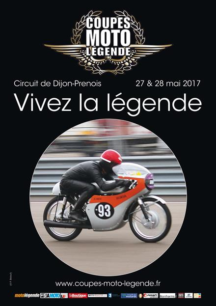 Coupes Moto Legende