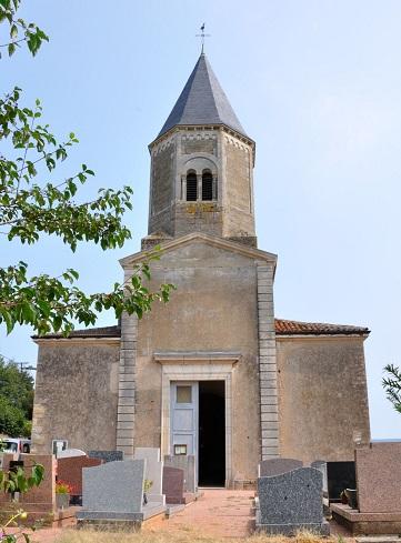 Eglise de l'Assomption de Lournand