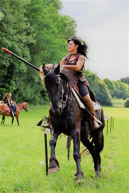 Equitation © Ecurie de Nano