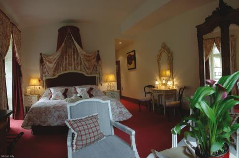 Fontenay bedroom