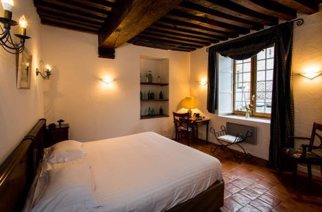 Hotel-restaurant-Les Ursulines-Chambres et sdb-1 (15)