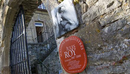 Maisons des Illustres - Romain Rolland à Clamecy