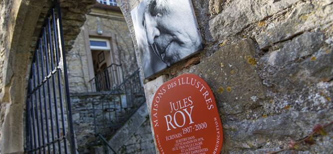 Illustre Romain Rolland Clamecy_Photo Alain Doire_Bourgogne Tourisme