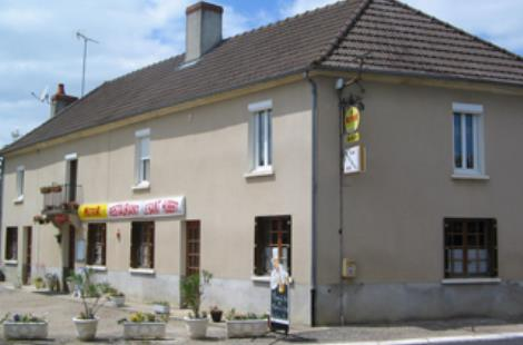 Restaurant Le Saint-Hubert