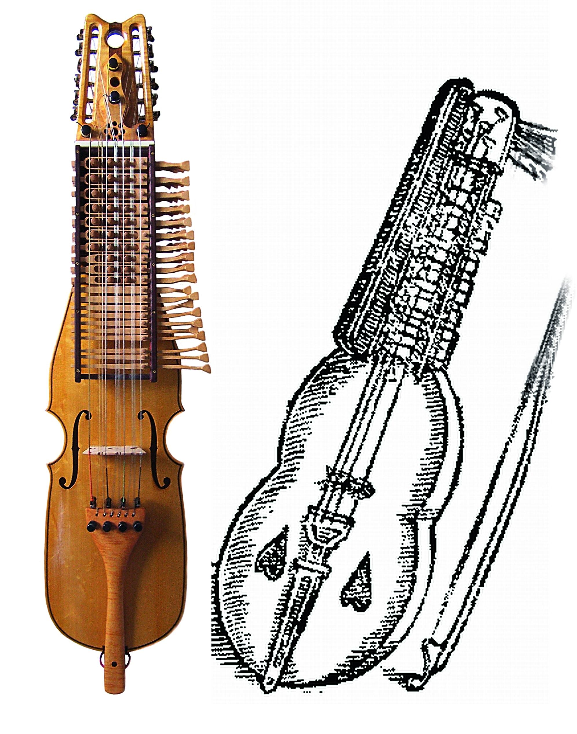 Parlons musique autour du nyckelharpa - Nuits-Saint-Georges