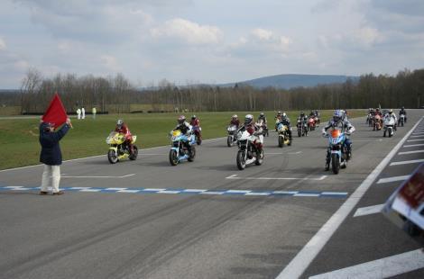 Motos © Circuit de Bresse