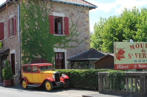 Moulin de Saint Vérand 1