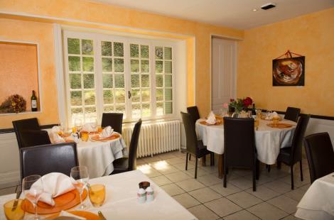 Restaurant © Hôtel Vuillot