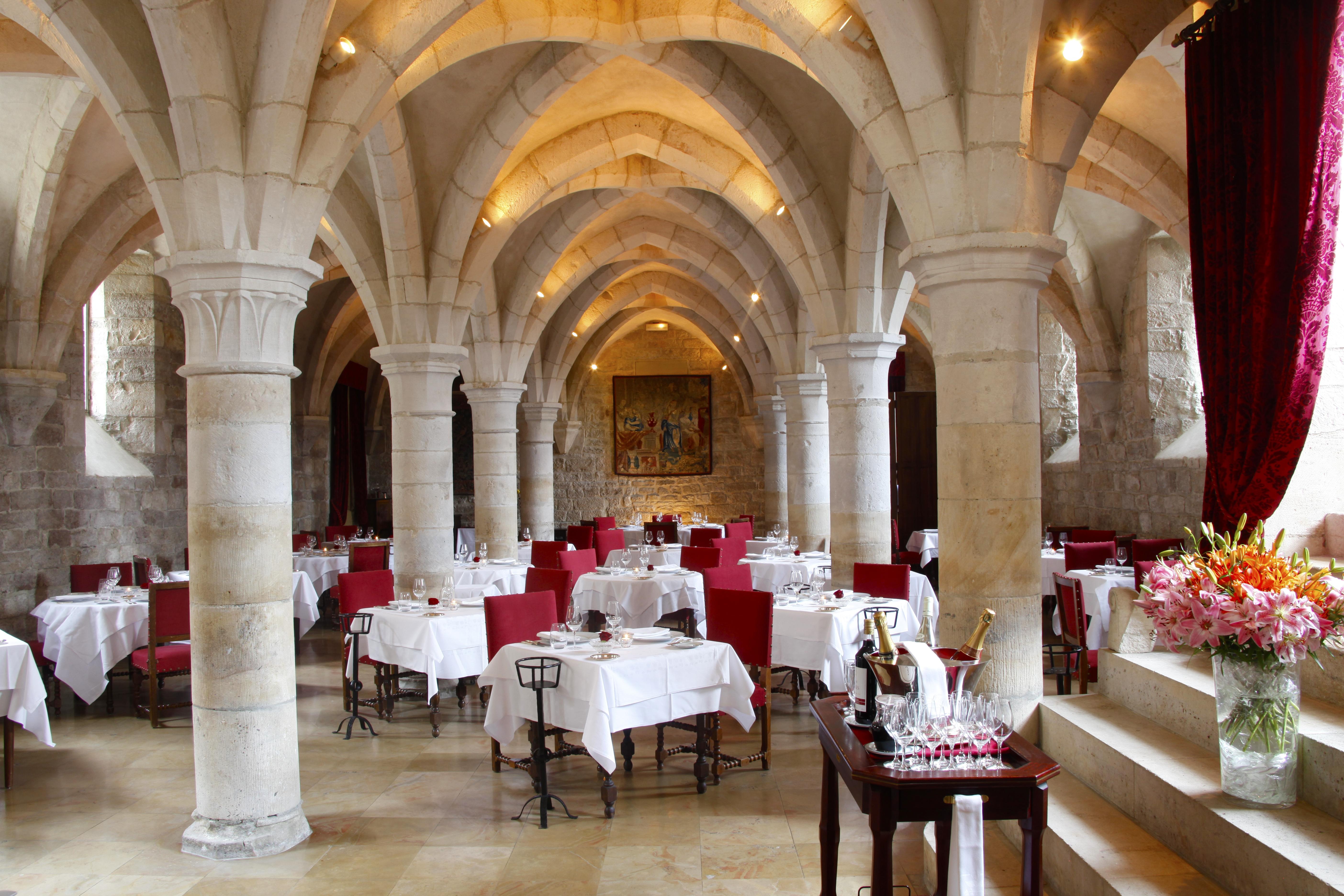 Déjeuner du Lundi 1er Janvier 2018 au Château de Gilly