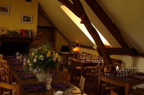 Restaurant Moulin de Vanneau - Saints en Puisaye