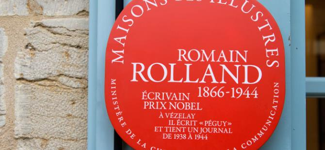 Romain Rolland_Photo Alain Doire_Bourgogne Tourisme