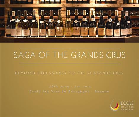 Saga Grands Crus 2017