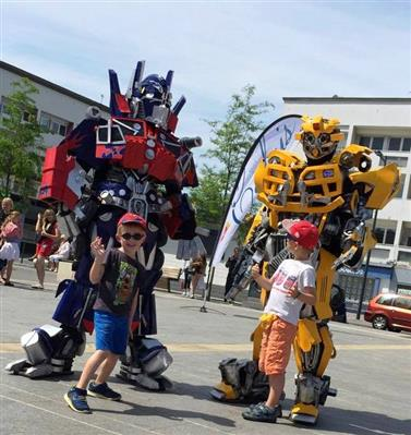 TRANSFORMERS 12