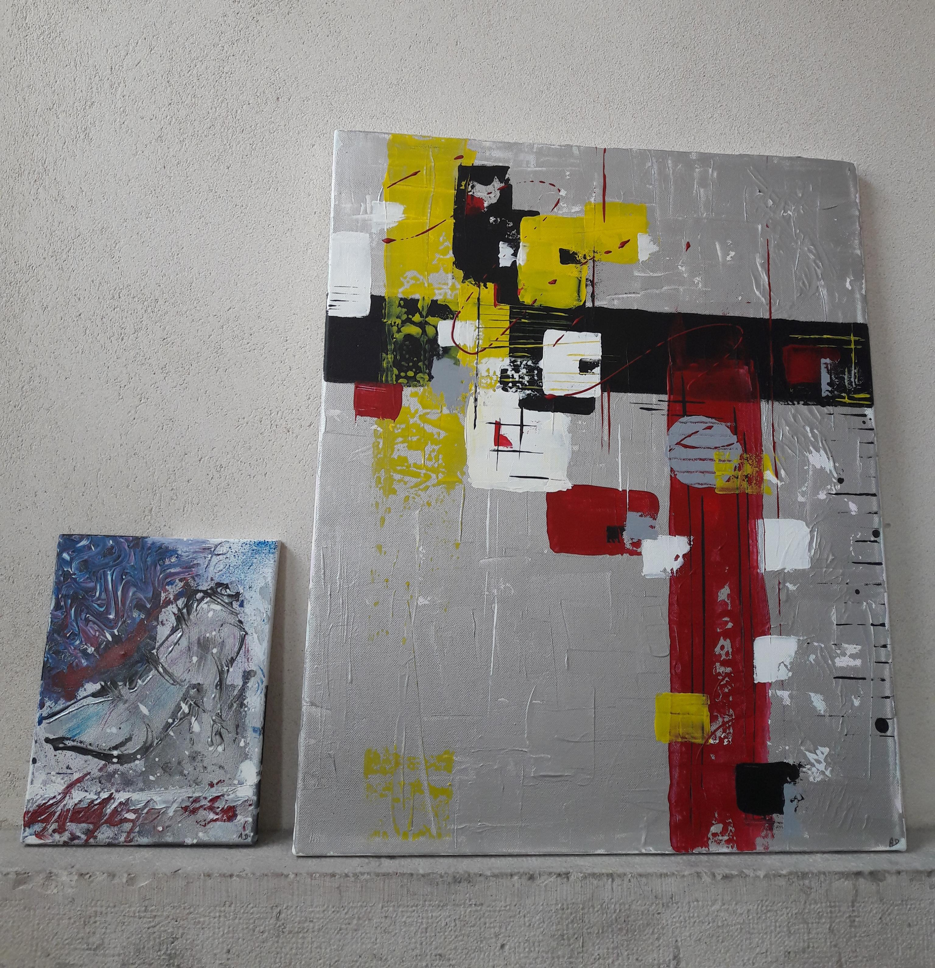 Exposition d'Aurélie DUBIEF