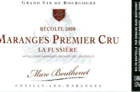 Domaine Marc Bouthenet