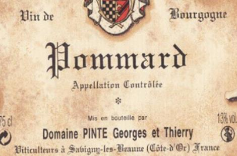 Domaine Pinte G & T 2