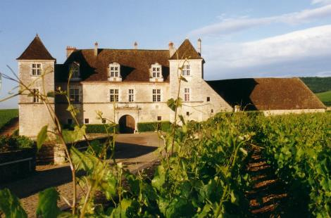 Chateau du Clos de Vougeot