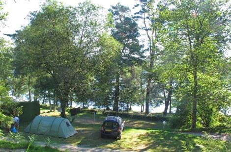 Camping Plage des Settons