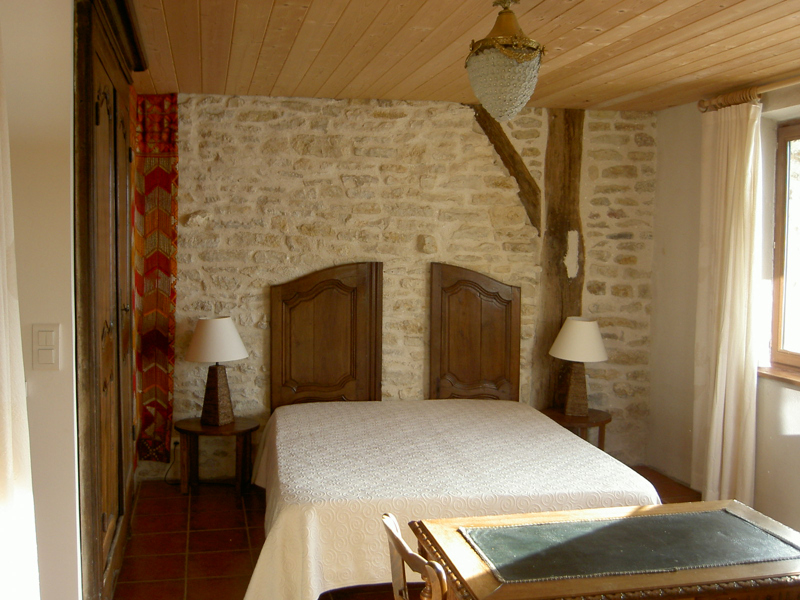 chambre confort - bourgogne en douce à villeferry